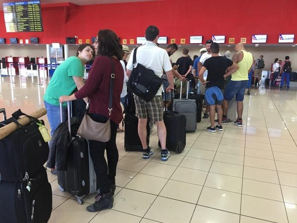 Part 13 Viva Cuba Return Flights To The US