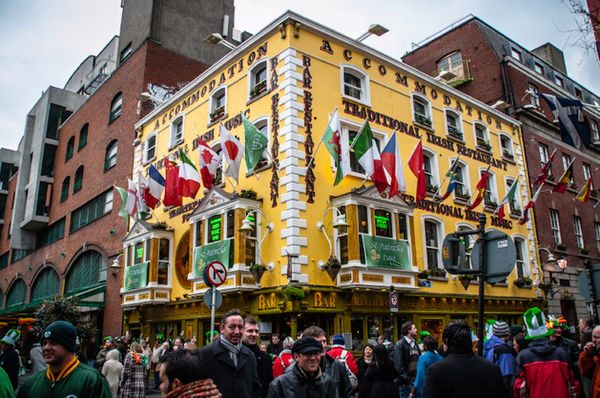 Hot! $314 to $577 Round-Trip to Dublin From Chicago, DC, San Francisco