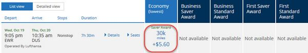 Sweet Spot British Airways Avios Points To Europe Using Chase Starwood Points