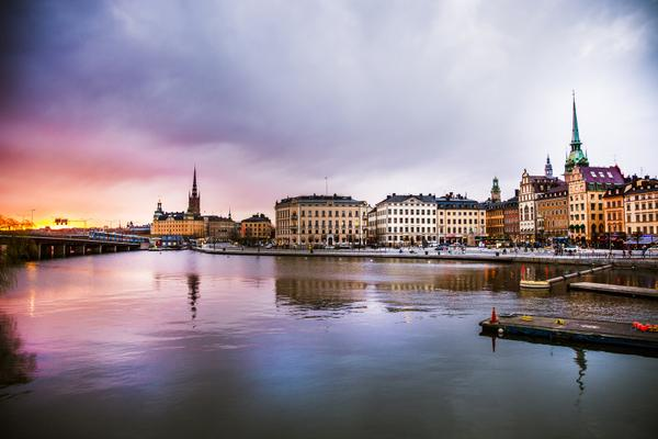Won't Last! $293 to $467 Round-Trip to Sweden From Chicago & Newark