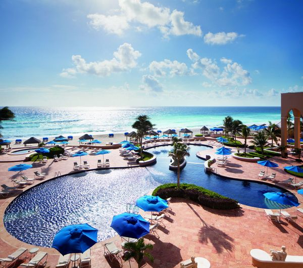 4 Top Hotels In Mexico The Caribbean And South America Where You Can Stay 3 Nights With Ritz Carlton Card Bonus