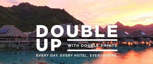Review: Hilton Double Up 2016 Promotion
