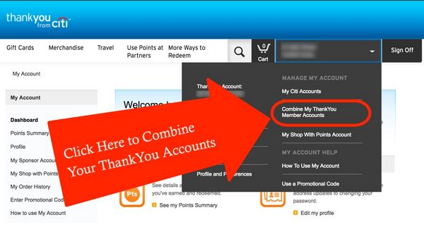 How To Combine Your Citi ThankYou Points For Big Travel
