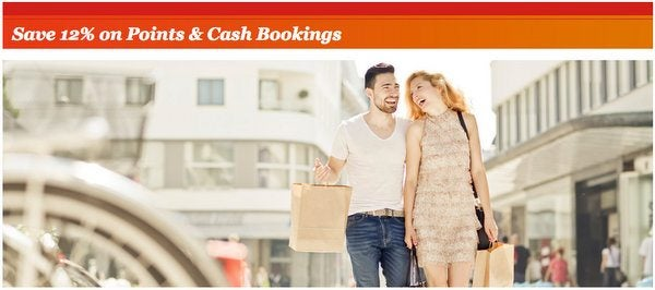 IHG Cardholders Platinum Members Get Discounted Points Cash Bookings