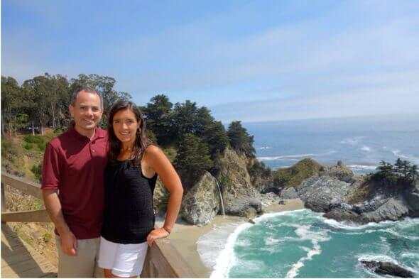 Success A Family Of Five Used Miles Points For A 16 Day California Road Trip