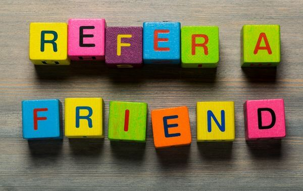 AMEX Refer A Friend