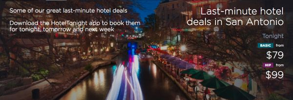Hotel Tonight Adds Loyalty Program