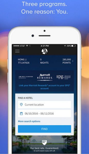Marriott Reveals the Near Future With Starwood