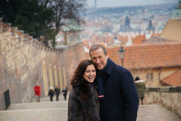 Mrs O Around The World - Interview With Ana