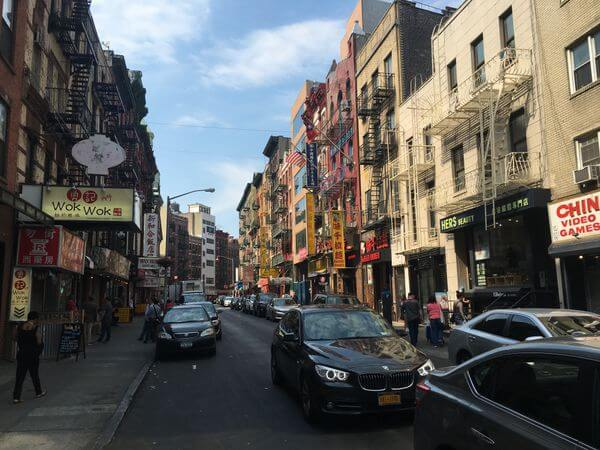 Visiting My Mom & Sister in NYC: Part 2 – Review of 4 Veggie Restaurants