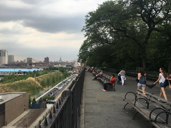 Visiting My Mom Sister In NYC Part 3 Prospect Park Brooklyn Bridge