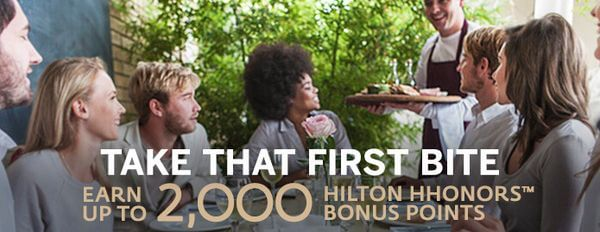 Hilton Points For Restaurants