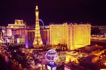 How To Get Big Travel With Small Money In Las Vegas Using Miles Points