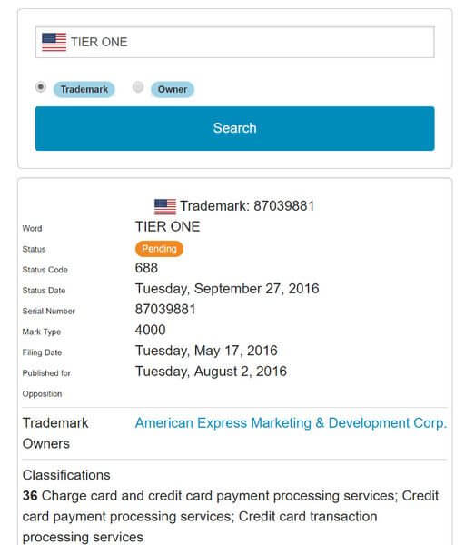 New AMEX Card Rumors
