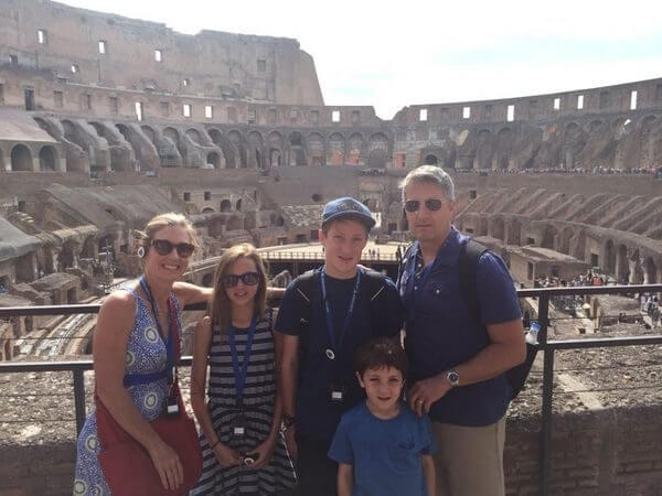 Success!  London, Paris, & Italy for a Family of 5 With Miles & Points!