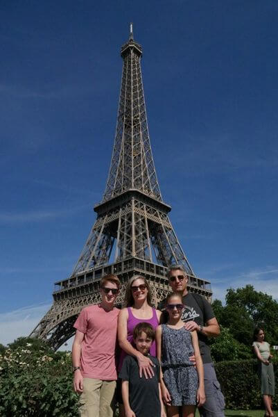 Success A Trip To London Paris Italy For A Family Of 5 With Miles Points