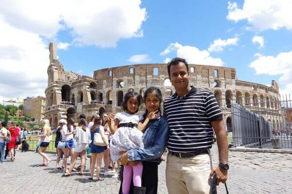 Success! A Trip to Switzerland, Italy, & Paris for a Family of 3 With Miles & Points!