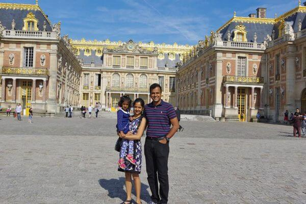 Success A Trip To Switzerland Italy Paris For A Family Of 3 With Miles Points