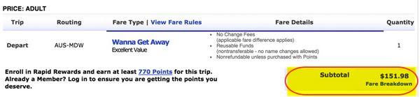 AMEX Business Platinum Airline Choice