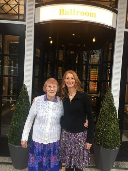An Incredible Story About A Mother Daughter Trip To England Paid For With Miles Points