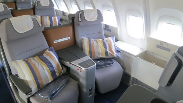 Award Flights With Ink Business Preferred