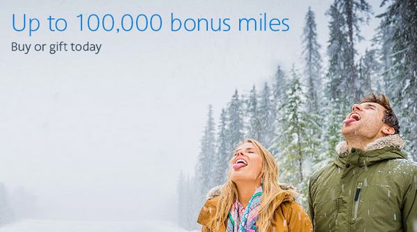 Earn Up to 100,000 Bonus Miles On American Airlines Miles Purchases Through November 28, 2016