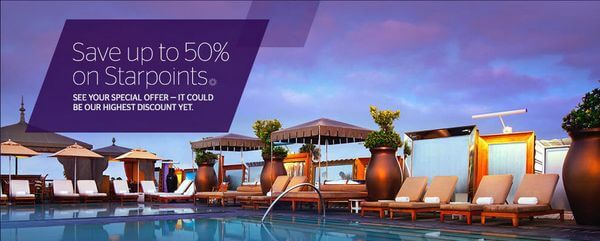 Buy Starwood Points
