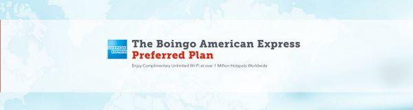 3 Easy Steps to Free Boingo Wi-Fi Access With AMEX Platinum & Starwood Cards