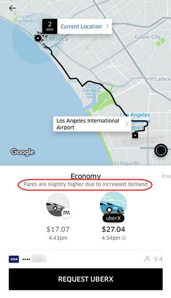 How To Use Uber App