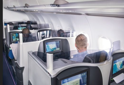 JetBlue Business Class With Points