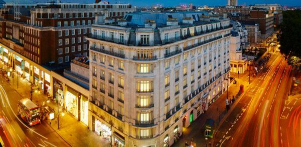 London Marriott And Starwood Hotels With Points