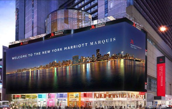 New York City Marriott And Starwood Hotels With Points