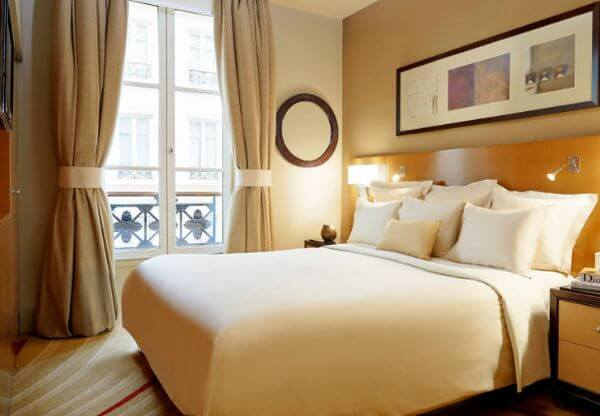 Paris Marriott And Starwood Hotels With Points