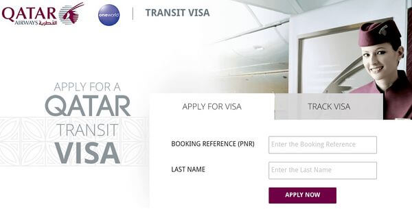 Qatar Airways Free Transit Visa