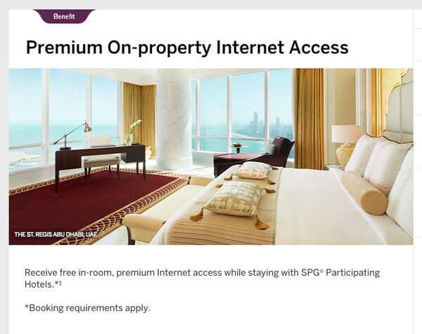 Sheraton Free WiFi