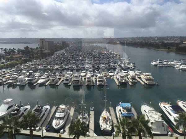 My Review of the Sheraton San Diego Marina