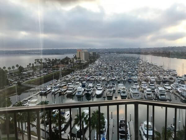 Sheraton San Diego Review