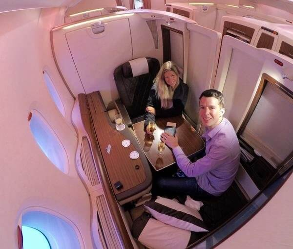Singapore Airlines Discounted Award Flights