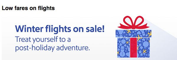 Southwest Sale:  Fares as Low as $49!