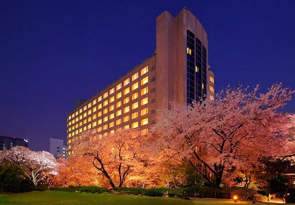Tokyo Marriott And Starwood Hotels With Points