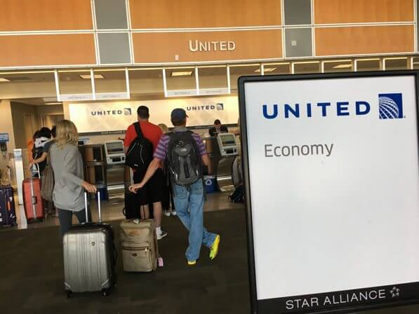 United Airlines Basic Economy