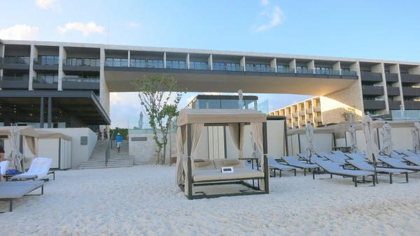 Winter Escape To Mexico Part 3 Where To Stay In Playa Del Carmen