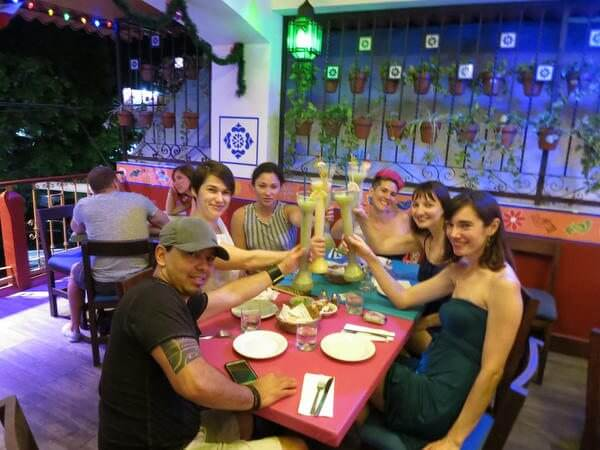 Winter Escape To Mexico Part 5 Where To Eat In Playa Del Carmen
