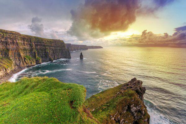 Award Flights To Ireland