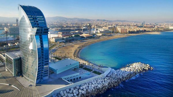 Barcelona Marriott And Starwood Hotels With Points