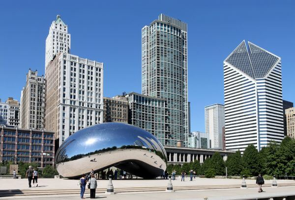 5 Top Chicago Hotels Using Marriott & Starwood Points