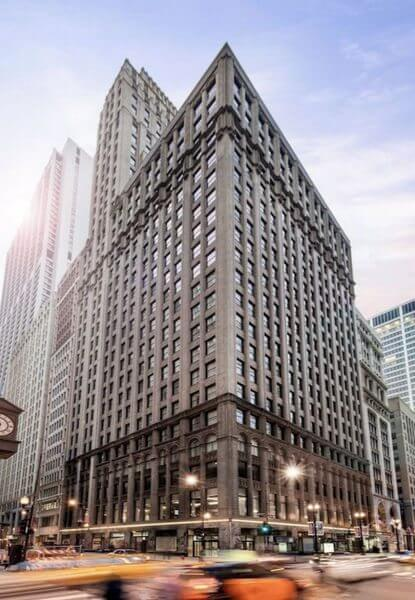 Chicago Marriott And Starwood Hotels With Points