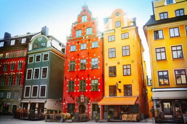 Crazy Cheap!  ~$191 Round-Trip New York to Stockholm on Norwegian Air