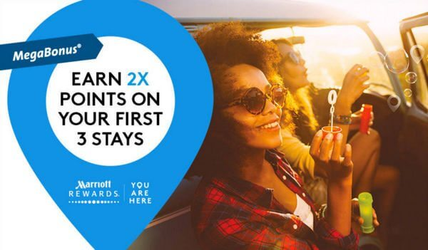 Earn Double Points With New Marriott, Starwood Promotions