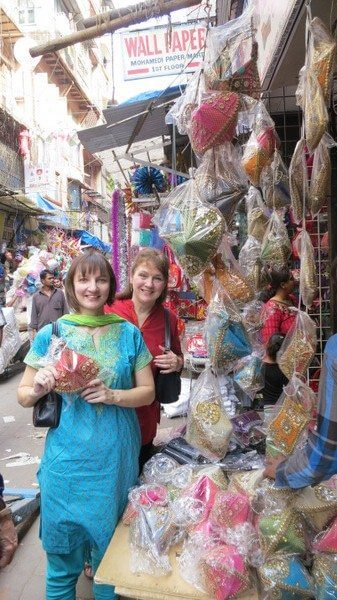 Emily's Top International Shopping Destinations: Mumbai, India